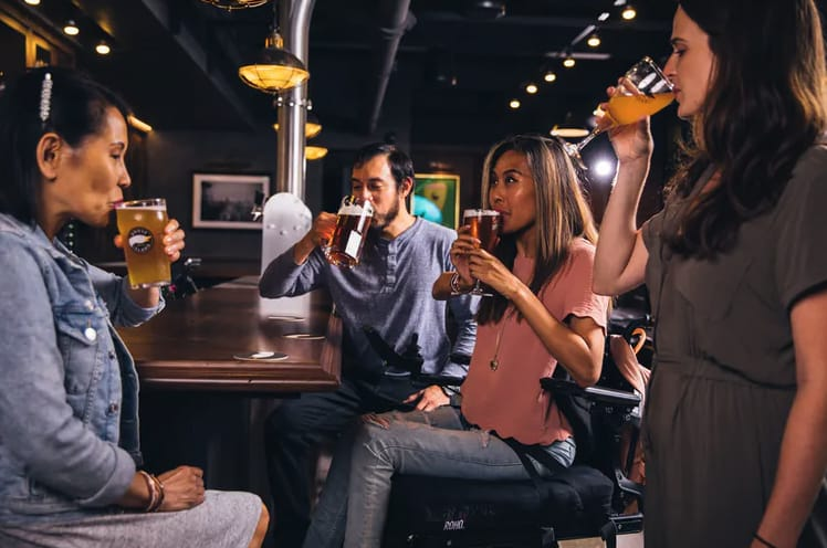 Alcohol and your brain study finds even moderate drinking is damaging